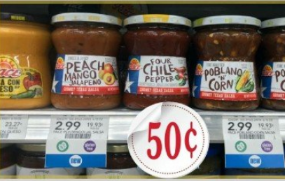 Publix – Pace Salsa Only 50¢ with Printable Coupons – Print Them Now!