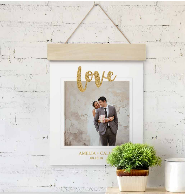 Walgreens – 75% Off Wood Hanger Board Photo Prints – Pay Only $7.99 For The 11″ x 14″ + Free Store Pickup!