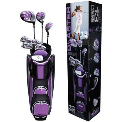 Walmart – Nitro Golf Set, Ladies, 13-Piece Only $94.00 (Reg $149.99) + Free 2-Day Shipping