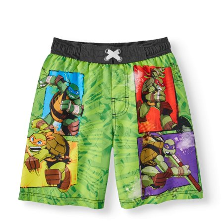 9c661d73e73 This Boys Teenage Mutant Ninja Turtles bathing suit is perfect for any kid  soaking up the sun on the beach or by the pool!
