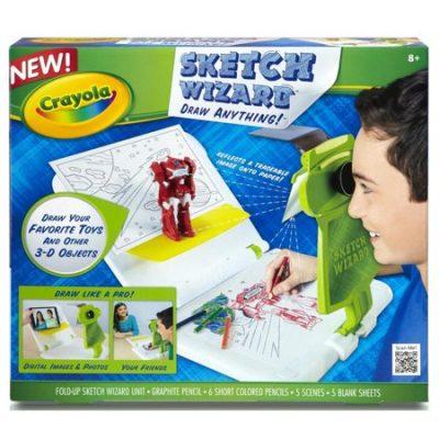 Walmart – Crayola Sketch Wizard Kit Only $12.58 (Reg $17.91) + Free Store Pickup