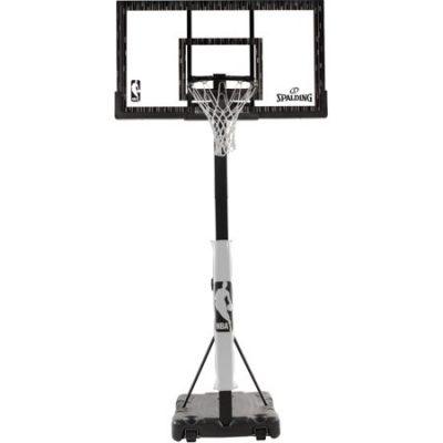 Walmart – Spalding NBA 60″ Acrylic Portable Backboard Only $289.00 (Reg $400.00) + Free Freight Shipping