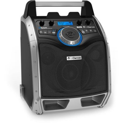 Walmart – Britelite – iDance XD-100 BK Bluetooth Wireless Sound System (Black) Only $64.97 (Reg $73.68) + Free 2-Day Shipping
