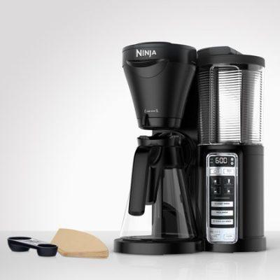 Walmart – Ninja Coffeemaker System Black, CF020 Only $59.99 (Reg $99.00) + Free 2-Day Shipping