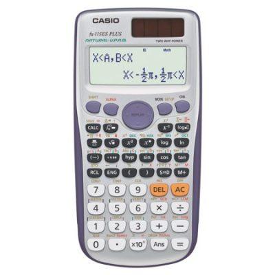 Walmart – Casio FX-115ES Plus Scientific Calculator, Natural Textbook Display Only $12.97 (Reg $19.99) + Free Store Pickup