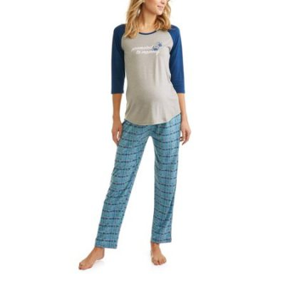 Walmart – Chili Peppers Maternity 3-pc Promoted to Mommy T-Shirt With Pants and Shorts Sleep Set Pajamas Only $7.99 (Reg $14.88) + Free Store Pickup