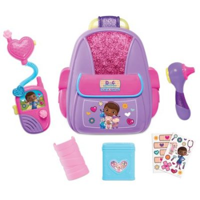 Walmart – Doc McStuffins First Responders Backpack Set Only $9.72 (Reg $16.88) + Free Store Pickup