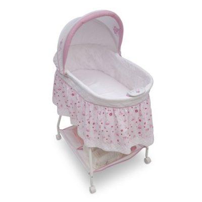 Walmart – Disney Baby Ultimate Sweet Beginnings Bassinet, Disney Princess Only $56.94 (Reg $59.99) + Free 2-Day Shipping