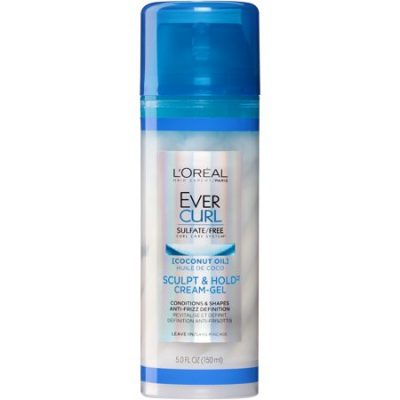 Walmart – L'Oreal Paris EverCurl Sculpt & Hold Cream-Gel, Conditions and Shapes 5 Fl Oz Only $6.88 (Reg $8.99) + Free Store Pickup