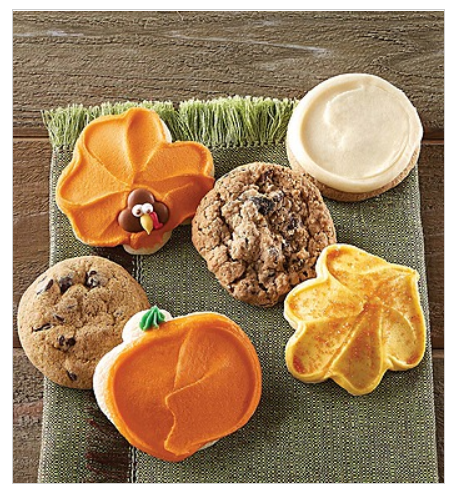 Cheryl's Cookies – Thanksgiving Cookie Sampler Only $9.99 Shipped! (Today Only)
