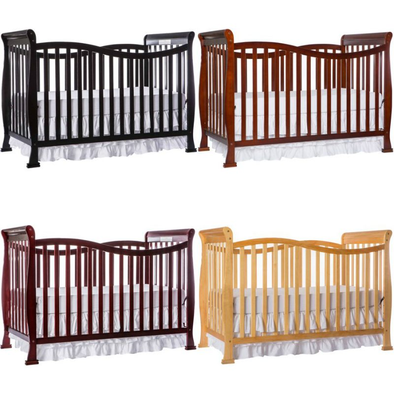 Walmart – Dream On Me Violet 7-in-1 Convertible Crib Natural Only $119.99 (Reg $169.99) + Free Shipping