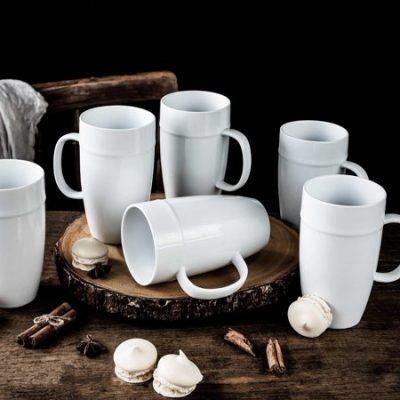 Walmart – Better Homes & Gardens 18 oz Latte Mug, Set of 6 Only $14.97 (Reg $16.88) + Free Store Pickup
