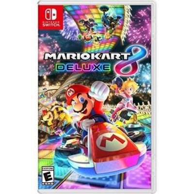 Walmart – Mario Kart 8 Deluxe Nintendo Switch Only $44.99 (Reg $59.99) + Free 2-Day Shipping