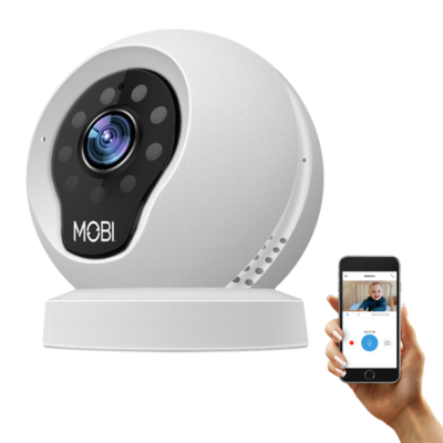 Walmart – MobiCam Wi-Fi Video Baby Monitor Only $29.99 (Reg $39.95) + Free 2-Day Shipping