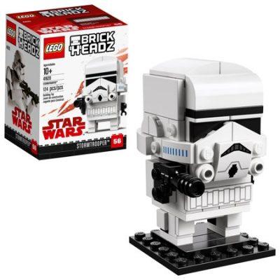 Walmart – LEGO BrickHeadz Stormtrooper Only $5.99 (Reg $9.99) + Free Store Pickup