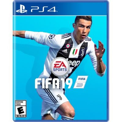 Walmart – FIFA 19, Electronic Arts, PlayStation 4 Only $39.00 (Reg $59.99) + Free Store Pickup!