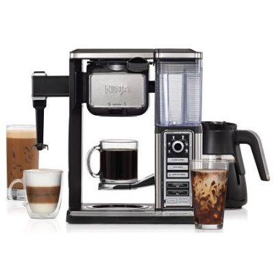 Walmart – Ninja Coffee Bar Glass Carafe System Only $145.00 (Reg $169.00) + Free 2-Day Shipping
