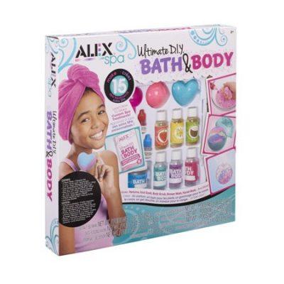 Walmart – ALEX Spa Ultimate DIY Bath & Body Set:  Only $11.88 (Reg $29.99) + Free Store Pickup