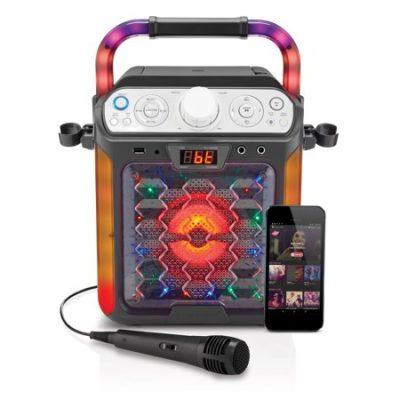 Walmart – Singing Machine Karaoke System Only $39.00 (Reg $69.00) + Free Shipping