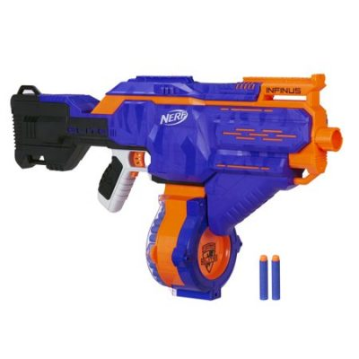 Walmart – Nerf N-strike Elite Infinus Only $52.85 (Reg $69.99) + Free 2-Day Shipping