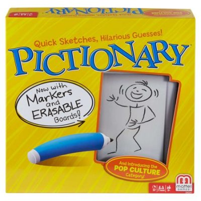 Walmart – Pictionary Game, Quick-Draw Guessing Game with Adult and Junior Clues Only 10.68 (Reg $19.97) + Free Store Pickup