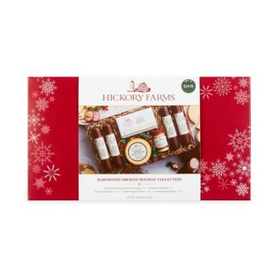 Walmart – Hickory Farms Hardwood Smoked Holiday Collection Variety Pack  Only $24.98 (Reg $29.98) + Free Store Pickup