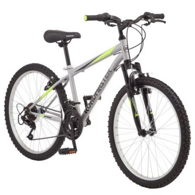 Walmart – Roadmaster 24″ Granite Peak Boy's Mountain Bike Only $59.00 (Reg $89.00) + Free 2-Day Shipping