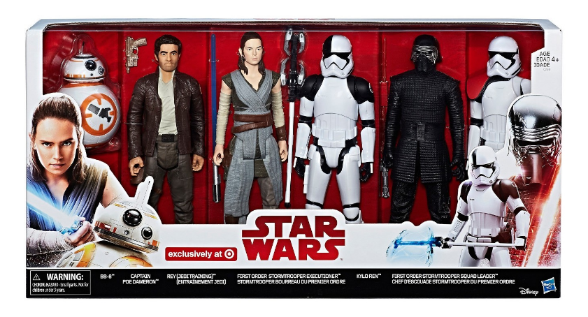 40% Star Wars Toys at Target AND Target.com (Today Only)