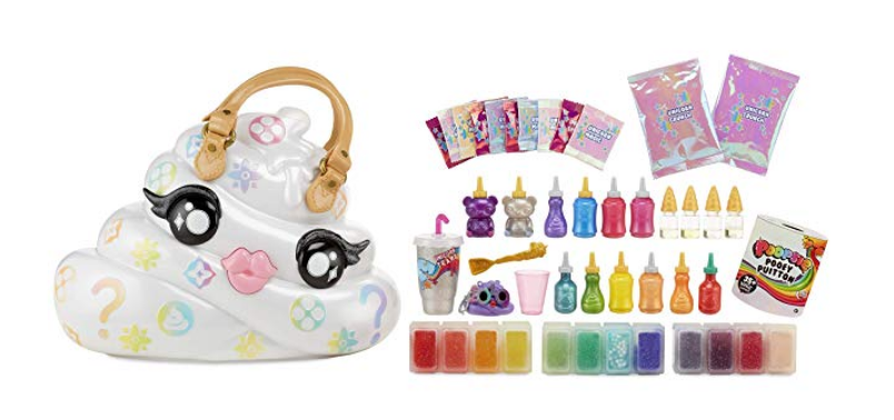 Amazon – Poopsie Pooey Puitton Slime Surprise Slime Kit & Carrying Case Only $49.99 (Reg $69.00) + Mickey or Minnie Mouse Holiday 2018 Plush For $5