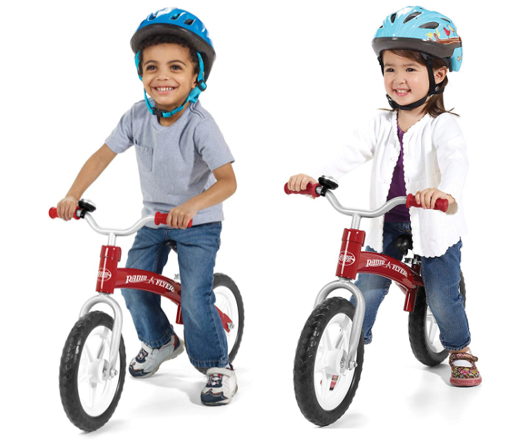 Radio Flyer Glide & Go Balance Bikefor Only $34.94 (Reg $65.99) + Free Shipping!