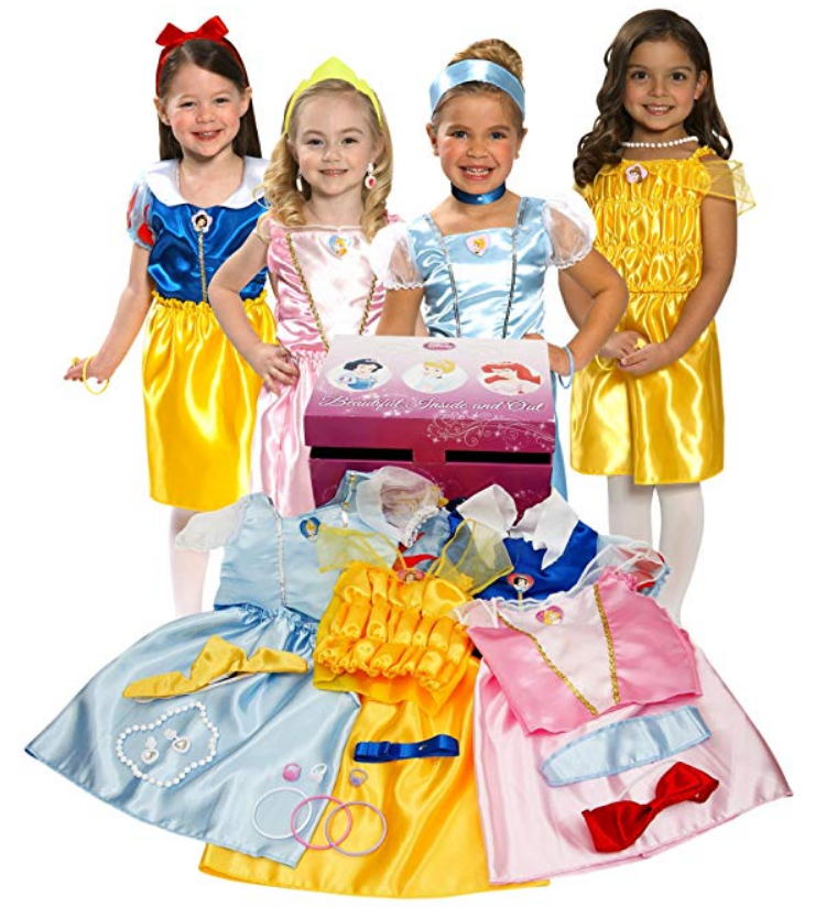 Amazon – Today Only! Save up to 30% on Favorite Character Toys + Disney Princess Dress Up Trunk Only $20.99, Reg $29.99 (Amazon Exclusive)