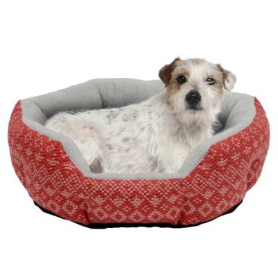Walmart – Holiday Time Small Cuddler Pet Bed Only $5.99 (Reg $9.99) + Free Store Pickup