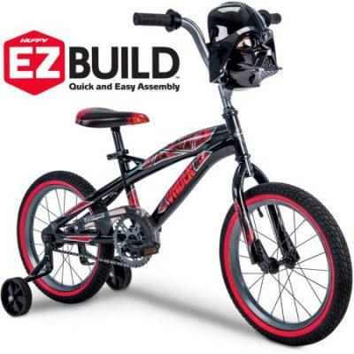 Walmart – Star Wars Darth Vader 16″ Boys' EZ Build Bike Only $69.00 (Reg $89.00) + Free 2-Day Shipping