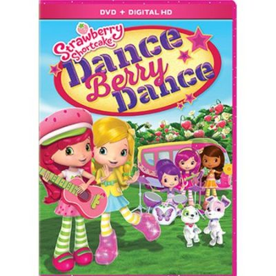 Walmart – Strawberry Shortcake Dance Berry Dance (DVD + Digital HD) Only $7.74 (Reg $9.25) + Free Store Pickup