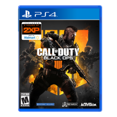 Walmart – Call of Duty: Black Ops 4 Playstation 4 Only $39.00 (Reg $59.99) + Free Shipping