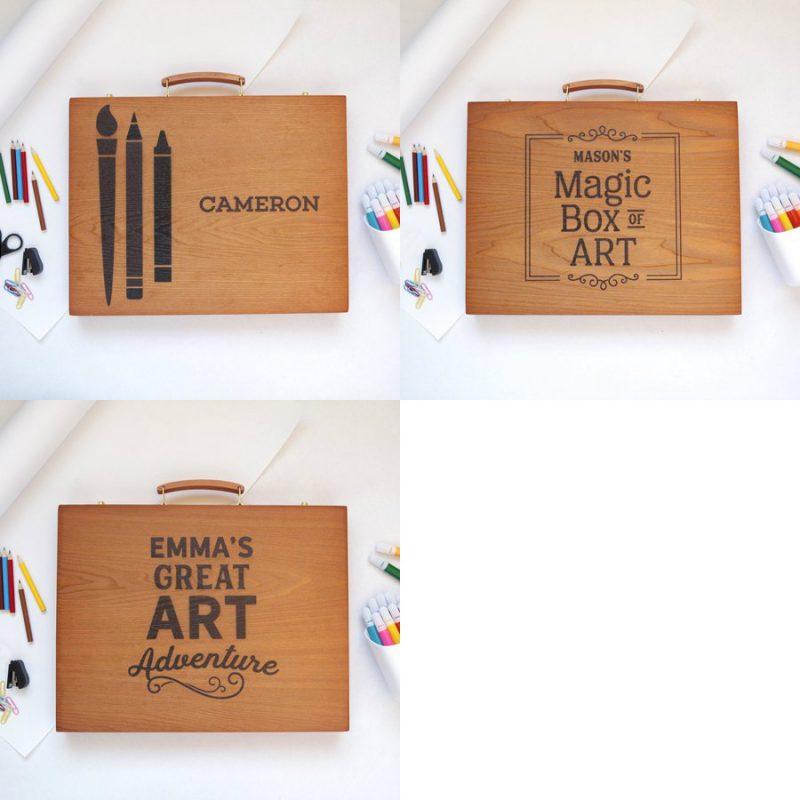 Walmart – Personalized 150-piece Art Set Only $39.99 (Reg $59.99) + Free Shipping