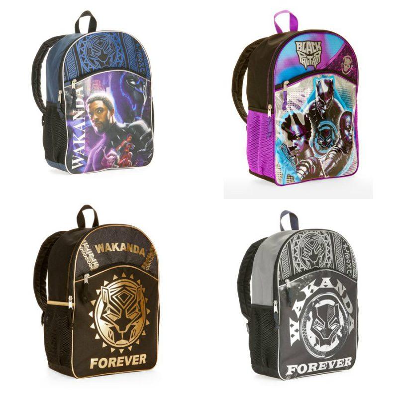 Walmart – Marvel Black Panther Kids Backpack Only $3.99 (Reg $9.88) + Free Store Pickup