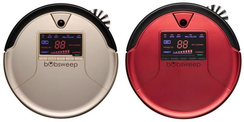 Walmart – bObsweep PetHair Robotic Vacuum Cleaner and Mop Only $189.99 (Reg $299.00) + Free Shipping