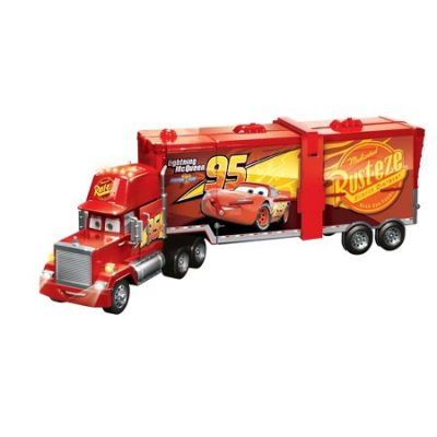 Walmart – Disney/Pixar Cars Super Track Mack Playset Only $79.97 (Reg $99.99) + Free 2-Day Shipping