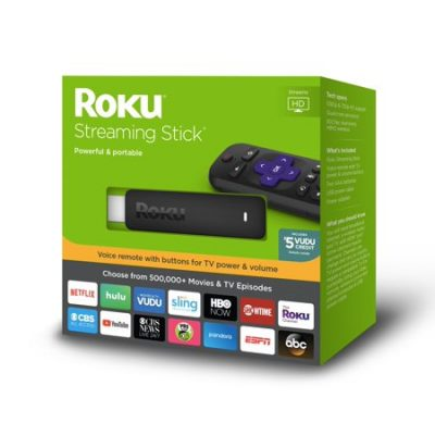 Walmart – Roku Streaming Stick Only $34.00 (Reg $49.00) + Free Store Pickup