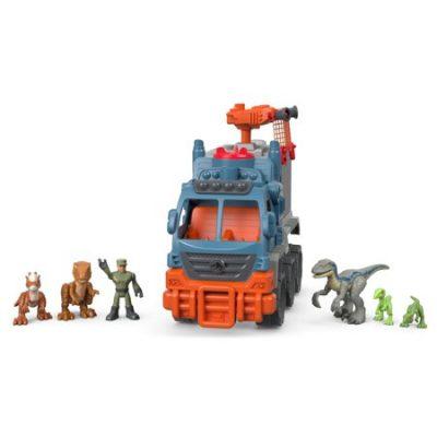 Walmart – Imaginext Jurassic World Dinosaur Hauler Gift Set Only $44.97 (Reg $49.44) + Free Store Pickup