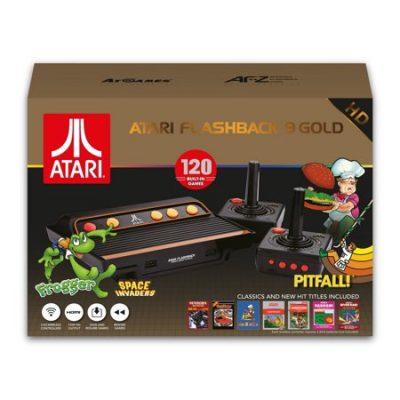 Walmart -Atari Flashback 9 Gold HD Only $69.99 (Reg $79.99) + Free 2-Day Shipping
