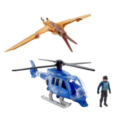 Walmart – Jurassic World Destruct-a-saurs Pteranodon Copter Attack Set Only $17.97 (Reg $39.99) + Free Store Pickup