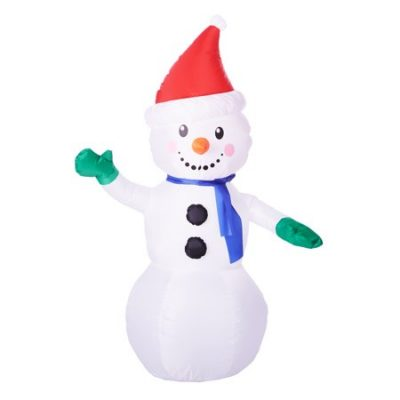 Walmart – Airblown Inflatables 4 Ft. Waving Snowman Only $9.99 (Reg $14.97) + Free Store Pickup
