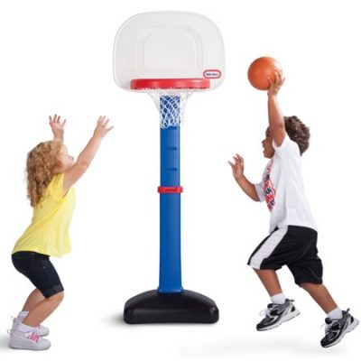Walmart – Little Tikes TotSports Easy Score Toy Basketball Set Only $24.97 (Reg $34.97) + Free Store Pickup