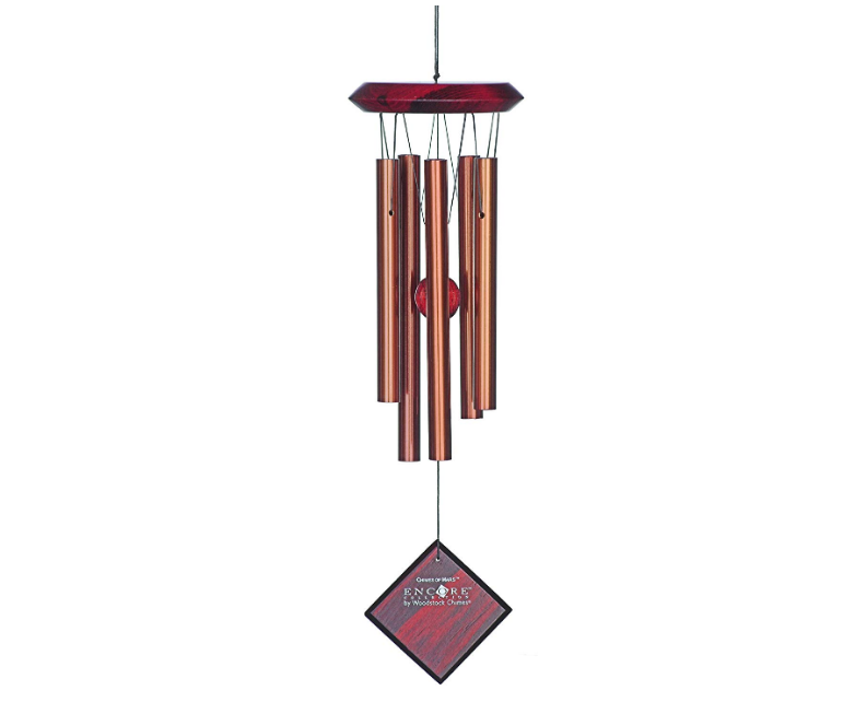 Amazon (TODAY ONLY) – Up To 60% off Woodstock Chimes – Woodstock 17 Inch Mars Wind Chime Only $7.62, Reg $16.45 + Free Shipping!
