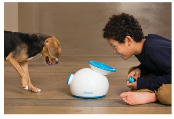 Walmart – iFetch Interactive Dog Ball Launcher Only $95.99 (Reg $130.86) + Free Shipping