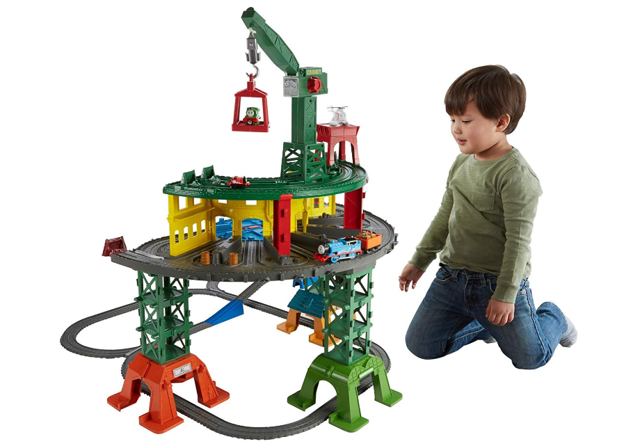Amazon- Up To 86% Off Disney, Hot Wheels, Thomas & Friends, Barbie, Fisher Price & More!