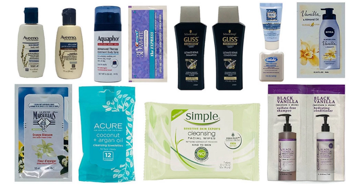 Amazon – Women's Skin and Hair Care Sample Box Only $2.99, Reg $9.99 + Free Shipping!