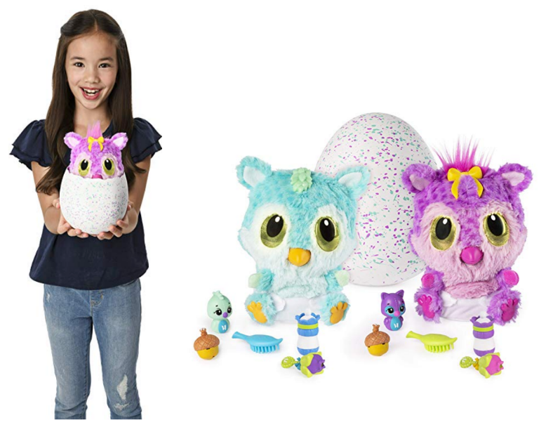 Hatchimals HatchiBabies Chipadee Hatching Egg w/ Interactive Pet Baby Only $37.99, Reg $59.99 + Free Shipping!